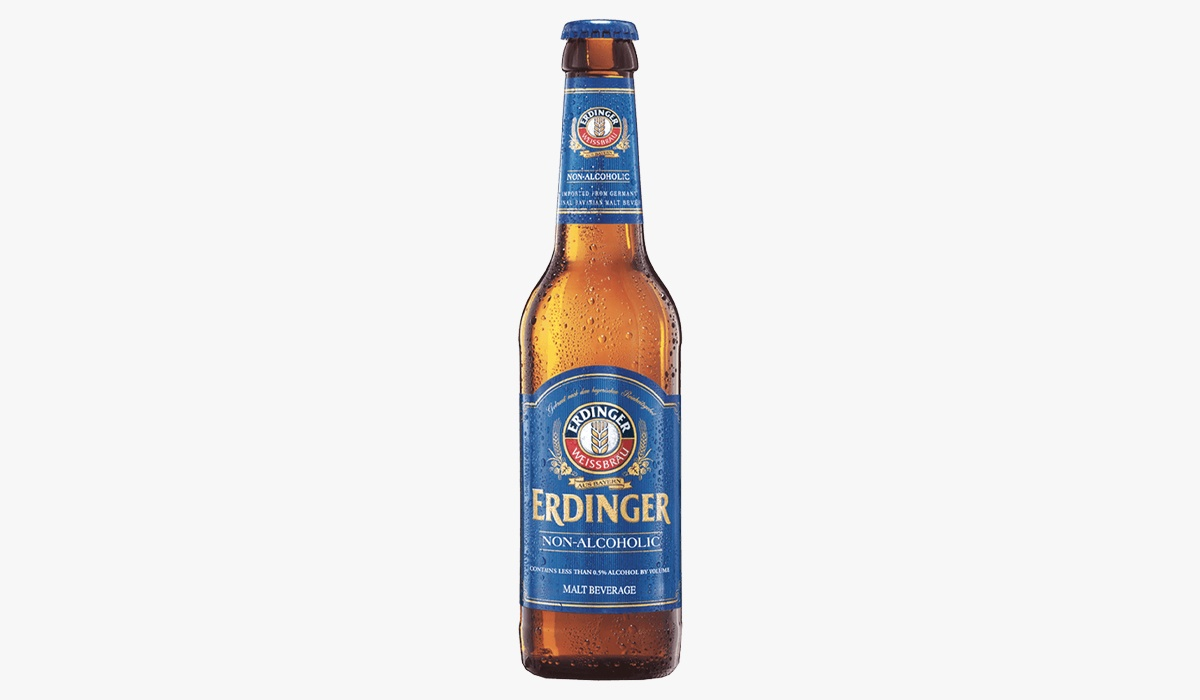erdinger 24-pack non-alcoholic beer